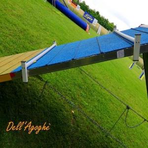 Rompipasso per palizzata agility dog, varie misure, Dell'Agoghè