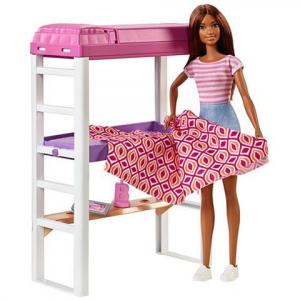 Barbie e i Suoi Accessori Scrivania e letto FXG52