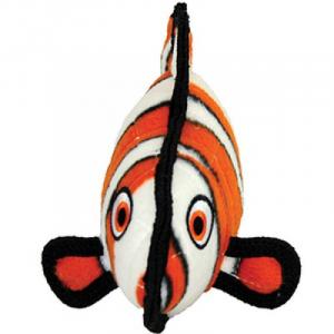 TUFFY OCEAN CREATURE FISH ORANGE-PESCE ARANCIONE