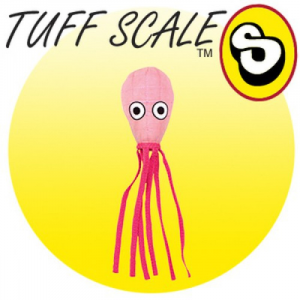TUFFY OCEAN CREATURE JR SQUID - MEDUSA