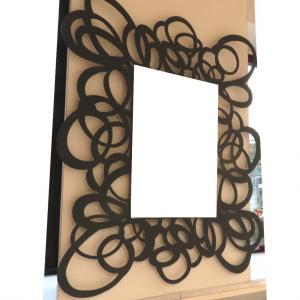Specchio taglio laser di Arti e Mestieri