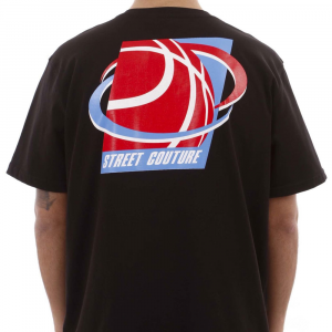 Butnot T-shirt Nera da Uomo