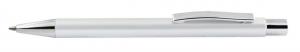 Penna alluminio argento opaca cm.14x1x1h