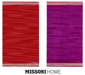 Telo mare Spugna 100 x 180 in Cotone 100%. MISSONI HOME - LIAM 1L3SP99854.
