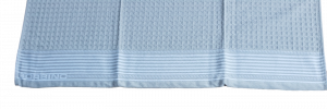 Telo - asciugamano mare, piscina 90 x 160 a nido d' ape in Cotone 100%. SORBINO.