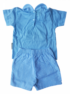 Completino corto Bimba Maglietta manica corta + Pantaloncino FANTASTIC 21993