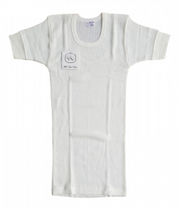RAGNO T-Shirt, Maglietta intima Manica corta, girocollo, Uomo 100% Pura Lana 415