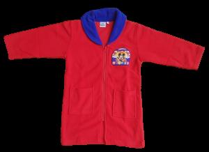 Vestaglia invernale Bimbo vestaglietta Bambino Pile con zip DISNEY MICKEY RH7719