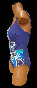 Costume bagno intero Donna mare contenitivo coppe. TRIUMPH Hibiscus Elegance OP.