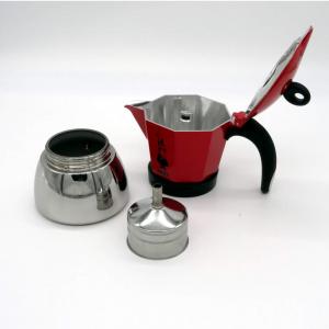 Caffettiera Bialetti induzione 6 tazze rossa
