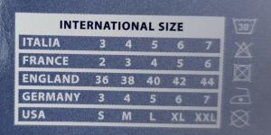 GIVOVA. 6 Slip uomo, con elastico esterno 95% Cotone - 5% Elastan Underwear G728