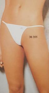 Perizoma conf. 2 pezzi donna Cotone - LIBERTI 30355. Intimo sexy Lingerie donna.