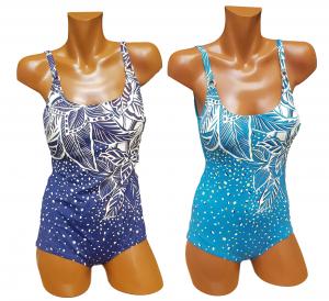 Costume bagno intero Donna mare contenitivo coppe TRIUMPH Exotic Elegance OP 02