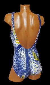 Costume bagno intero Donna mare contenitivo con ferretto TRIUMPH Palm Charm OW.