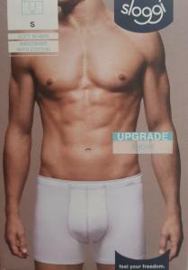 Boxer Uomo elastico interno UPGRADE SHORT Basics Cotton SLOGGI Intimo Comfort