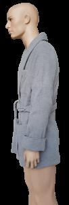 Giacca classica da camera Uomo invernale Tessuto Felpato BISSO BOSS 3643 MALI