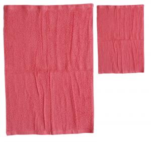 BARBACCI Set asciugamani 6 pezzi Viso + 6 ospiti Natural Soft spugna Cotone 100%