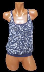 Costume bagno Tankini 2 pezzi coppe preformate mare Donna TRIUMPH Sea Shimmer PT