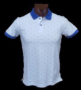T-shirt Polo Maglietta uomo con colletto a 2 bottoni in Cotone FERRUCCI - EASY