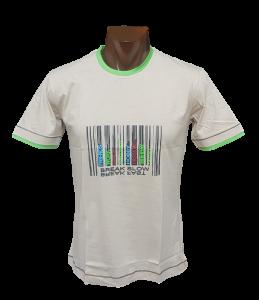 T-shirt, Maglietta uomo manica corta, girocollo 100% Cotone FERRUCCI - ELECTRA.