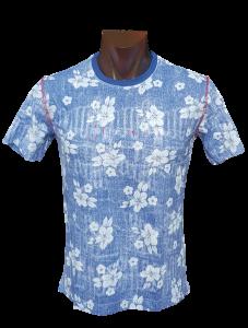 T-shirt estiva, Maglietta uomo manica corta girocollo 100% Cotone FERRUCCI EBRO