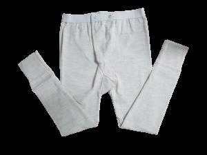 Mutanda Uomo aperta gamba lunga calda inverno GAIA 115. 50% Lana 50% Acrilico