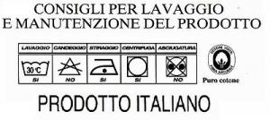 Lenzuolo - Copriletto MISS TERRY - FLEUR Singolo e Matrimoniale. Stampa digitale