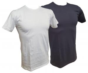 T-Shirt uomo 3 pezzi maglietta intima corta girocollo Cotone HENRY COTTON'S HCP4