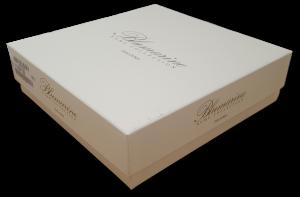BLUMARINE Home Collection. Set 2 pezzi, Coppia Asciugamani RESORT 78827. Spugna.
