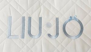 LIU JO Baby. Set Completo Copripiumino 5 pezzi PONY - BL115L. Culla - Lettino.