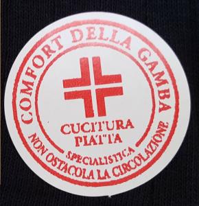 NIGRA - 201. 6 Paia Calzettoni, Calza lunga Uomo, Caldo Cotone. LINEA SANITARIA.