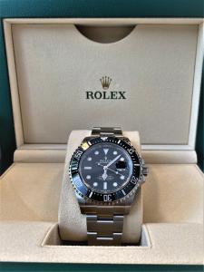 Orologio primo polso Rolex Sea-Dweller
