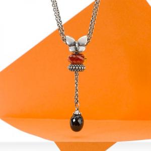 Beads Trollbeads, Zafferano Sfaccettato