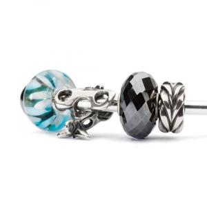 Beads Trollbeads, Ematite Nera