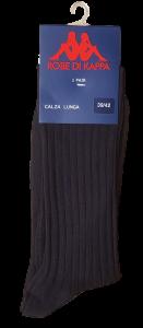 KAPPA RDK600. Calzettoni 3 paia, calza lunga Uomo in Cotone Intimo MADE IN ITALY