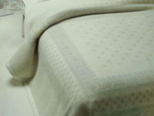 LANEROSSI 731024 PROVENZALE. Coperta Lana invernale 100% Pura Lana Vergine.
