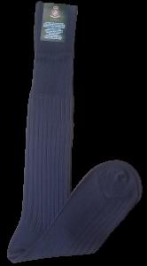 PUNTO LORD 7/3. Calzino calza Lunga elegante cerimonia Uomo 100% Cotone Intimo