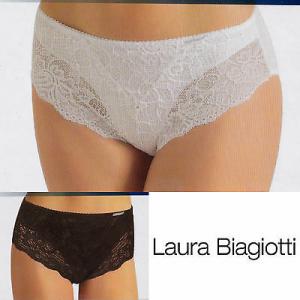 LAURA BIAGIOTTI Lingerie, 990568. Confezione da 6 pezzi, Slip Donna Jersey Modal.