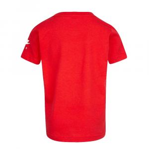 Nike T-shirt Rossa Junior