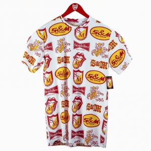 S&M Logo History T-Shirt