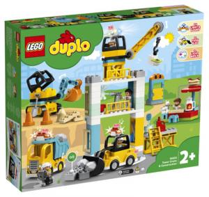 LEGO 10933 Cantiere edile con gru a torre 10933 LEGO S.P.A.