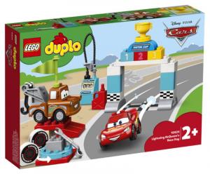 LEGO 10924 Il giorno della gara di Saetta McQueen 10924 LEGO S.P.A.