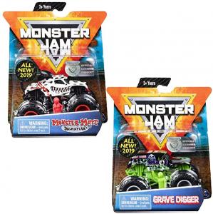 MONSTER JAM 1:64 6044941 SPIN MASTER new