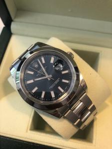 Orologio secondo polso Rolex datejust2 116300