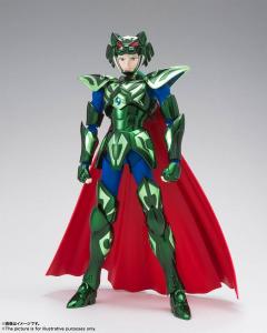 Saint Seiya Myth Cloth EX: Zeta Mizar Syd by Bandai