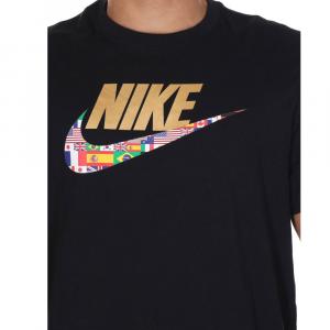 T-shirt Nike Nera da Uomo