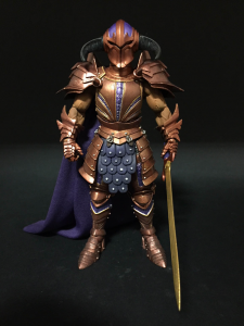 Mythic Legions - Soul Spiller: LORD VETERIS by Four Hourseman