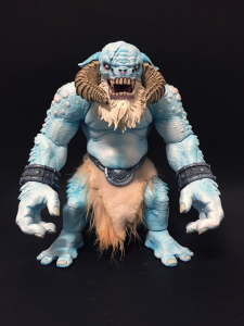 Mythic Legions - Soul Spiller: DELUXE ICE TROLL by Four Hourseman