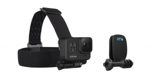 Accessorio Go Pro Head Strap + QuickClip