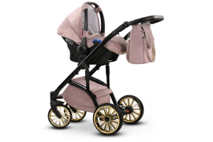 Baby Atelier - Scarlet - bellissimo trio completo.